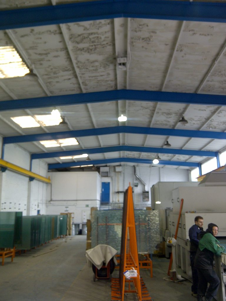 Industrial Roof Insulation